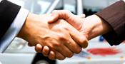 Handshake Panel