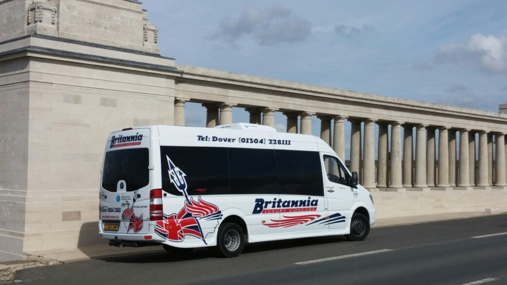 Luxury wheelchair accessible mini coach britannia coaches Luxury wheelchairs