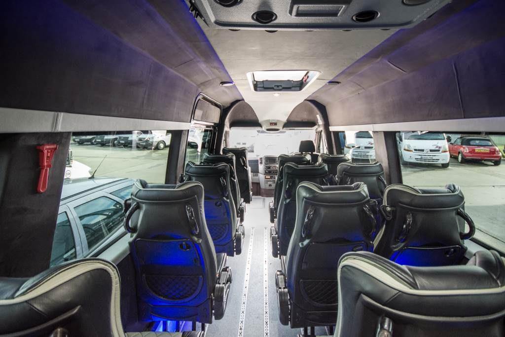 16 Seat Executive Mini Coach Britannia Coaches