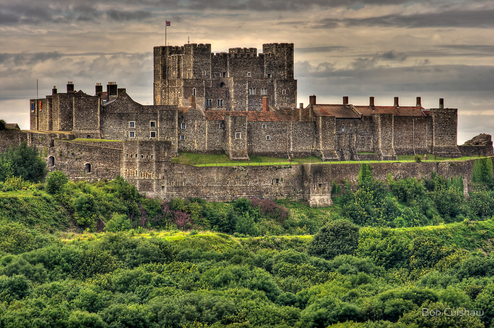 Dover Castle St George's Day